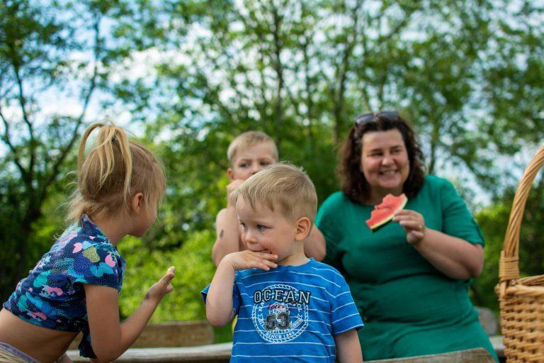 Susipažinimo piknikas ir vasaros atidarymas
